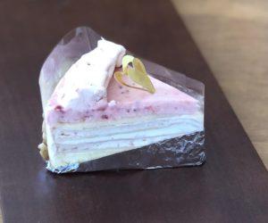 スロベリームースケーキ